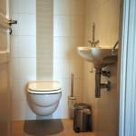 wc suspendu design