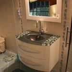 Création d'une salle de bains dans un espace mansardé