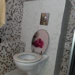 Création d'un wc suspendu à La Bouverie